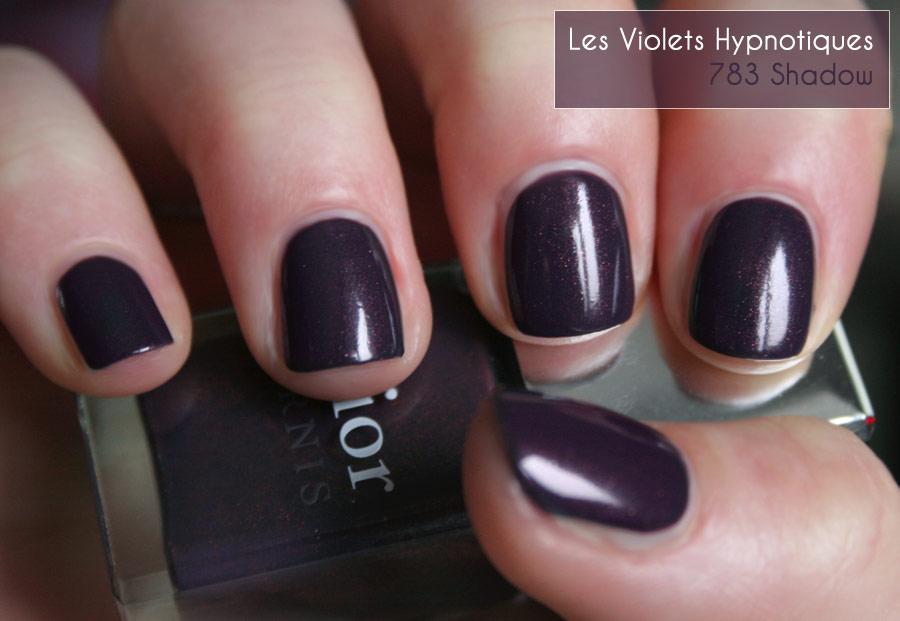Les Violets Hypnotiques 783 Shadow - Dior