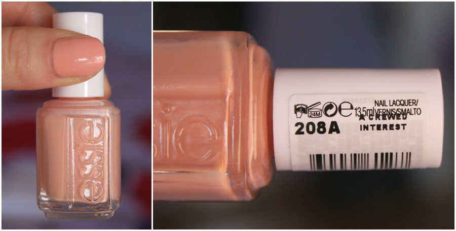 Collection Navigate Her / A Crewed Interest - Essie • Orphea A Crewed Interest Essie
