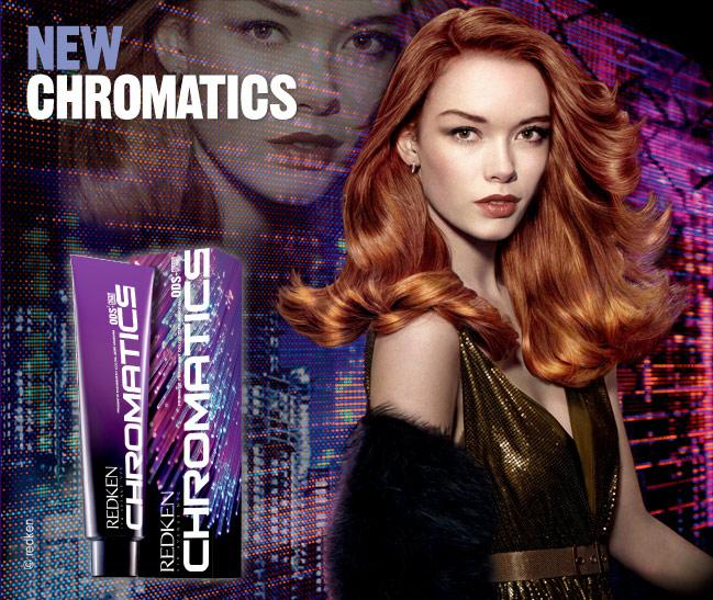 chromatics - Redken Coloration