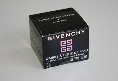 Ombre à Fleur de Peau / n°1 Pearly Rose – Givenchy