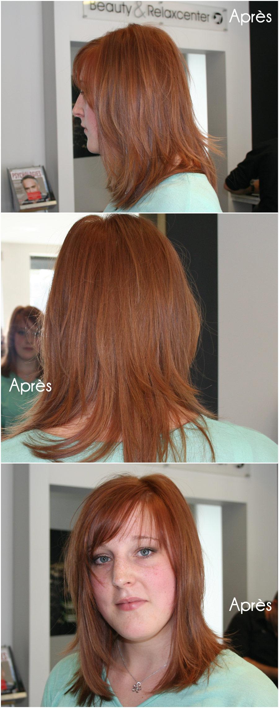 chromatics aprs - Coloration Maison Rousse