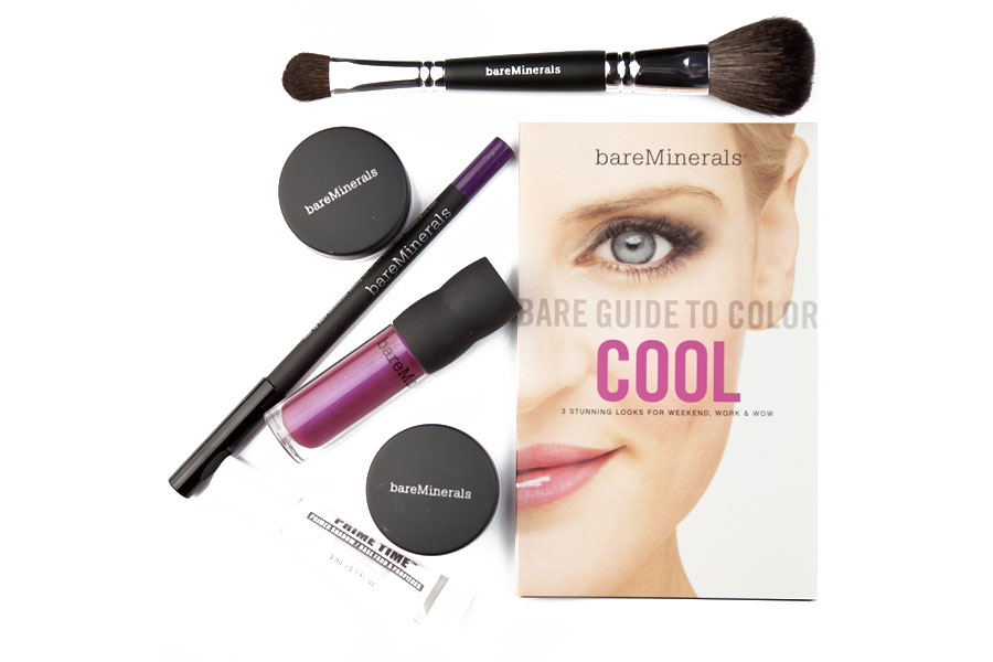 Bare Guide To Color Cool - bareMinerals