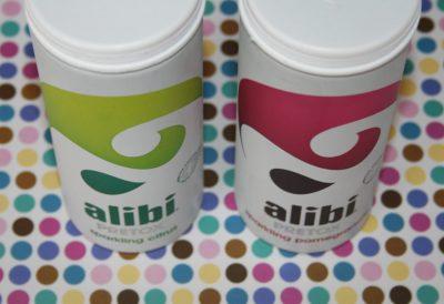 Boissons vitaminées Alibi PRETOX