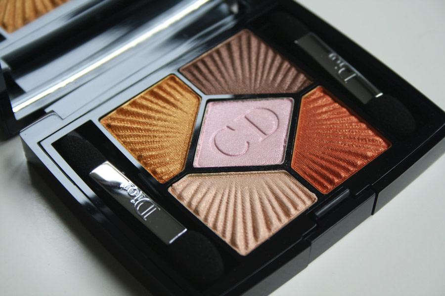 Croisette Palette 5 Couleurs n°654 Aurora - Dior