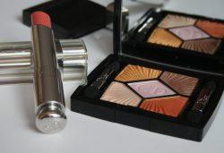 Make-up avec la collection Croisette – Dior