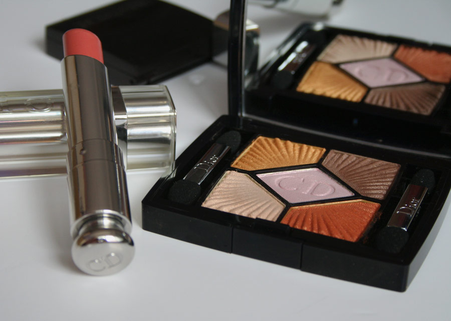 Make-up avec la collection été 2012 Croisette - Dior