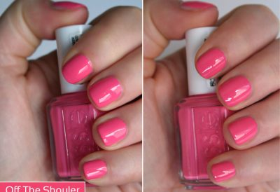 Collection Bikiny So Teeny / Off The Shoulder – Essie