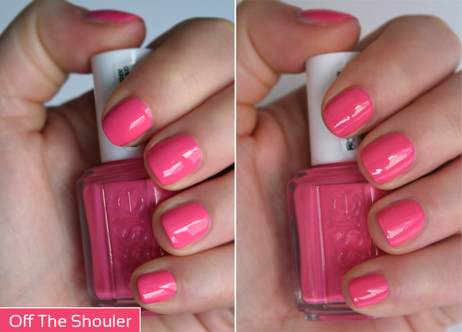 Off The Shoulder - Essie