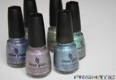 Prismatic Chroma Glitters – China Glaze