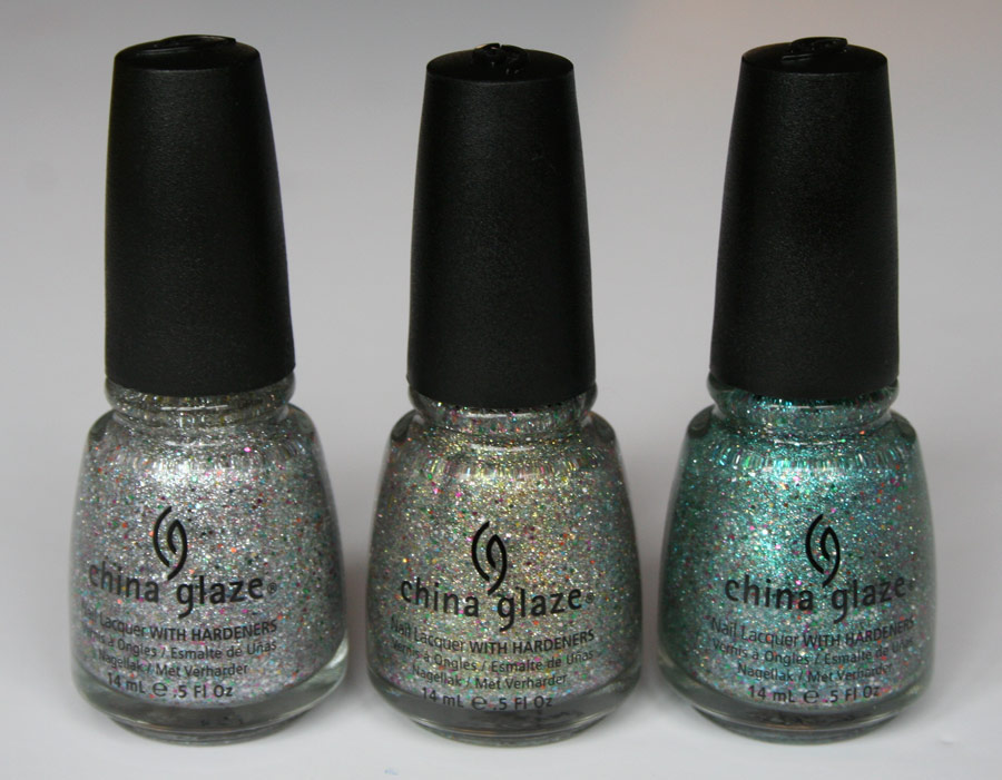 Prismatic Chroma Glitters - China Glaze