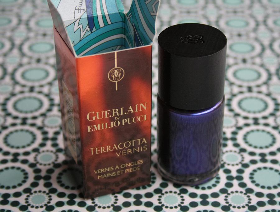Terra Azurra / Vernis n°02 Riviera - Guerlain