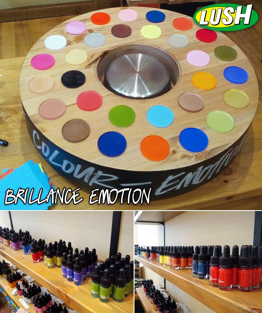 Brillance Émotion - Lush