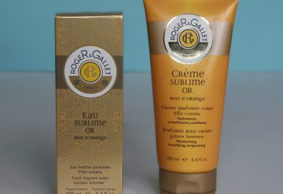 Sublime Or – Roger&Gallet