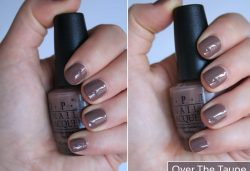 Over The Taupe – OPI