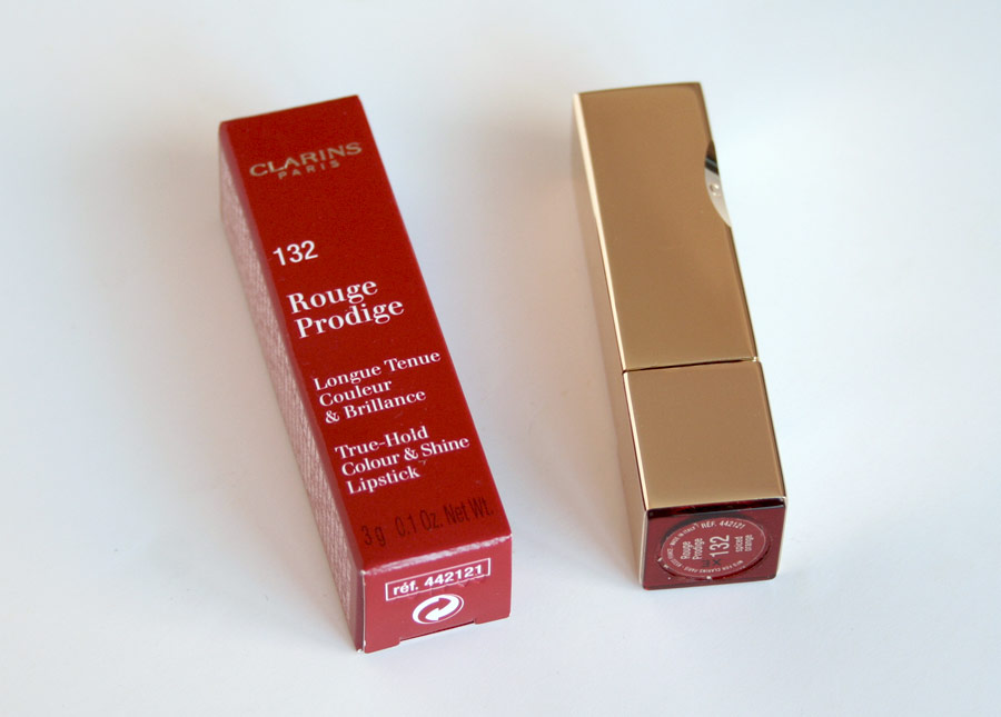 Rouge Prodige n°132 Spiced Orange - Clarins