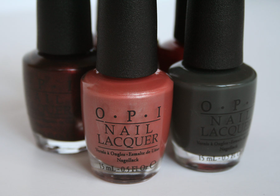 Germany [Collection Automne 2012] - OPI