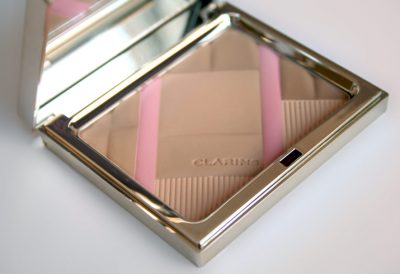 Poudre Teint & Blush Colour Accents – Clarins