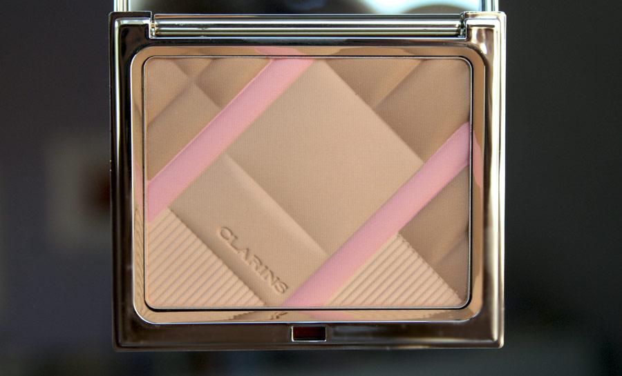 Poudre Teint & Blush Colour Accents - Clarins