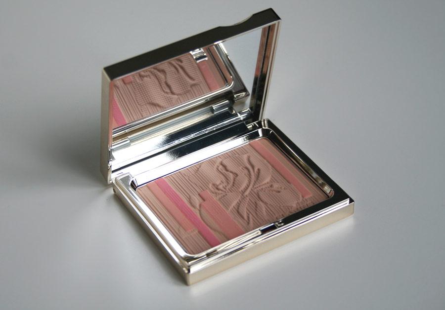 Palette Éclat Poudre Teint & Blush - Clarins