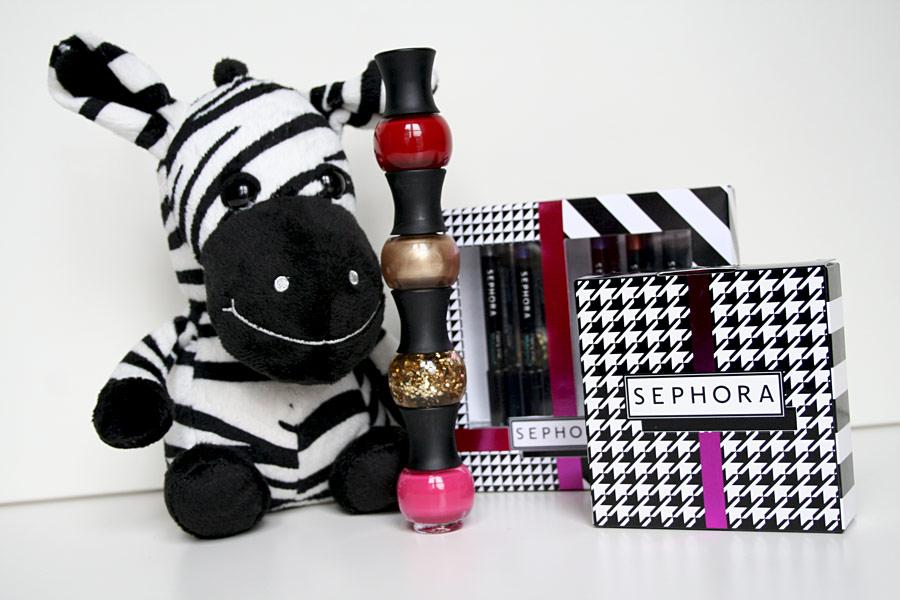 Nouveautés Hiver 2012 - Sephora