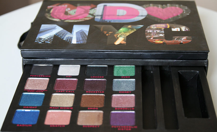 NYC d'Urban Decay
