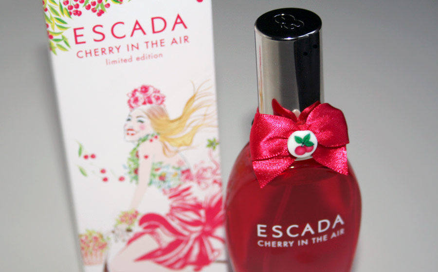 Cherry In The Air - Escada