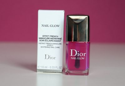 Chérie Bow / Nail Glow – Dior