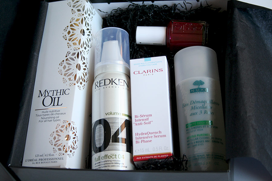 Deauty Box / Septembre