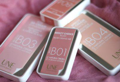 Embellisseur BB-Cream & Blush Grand Air – Une