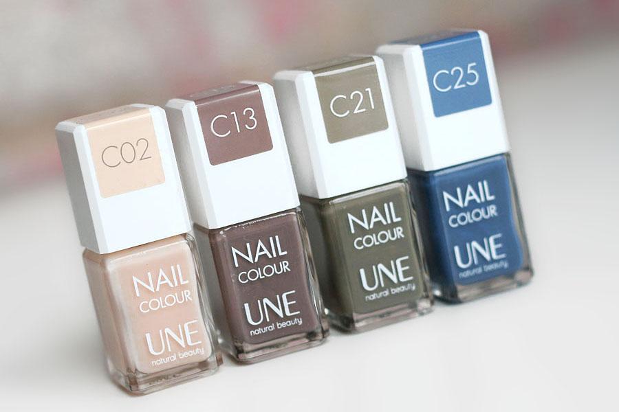 Vernis 3 en 1 Nail Colour - UNE