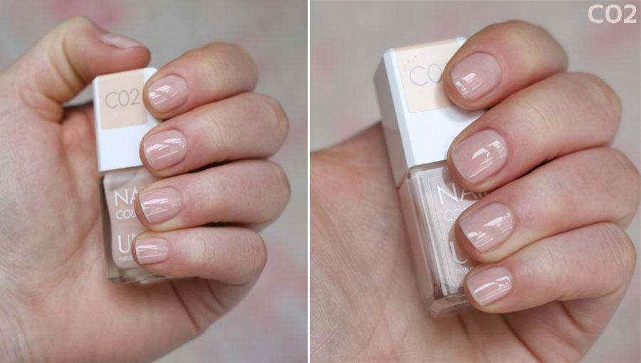 Vernis Nail Colour C02 - UNE