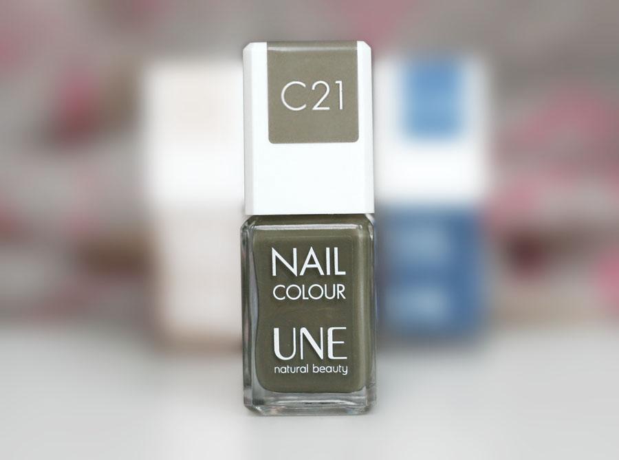 Vernis Nail Colour C21 - UNE