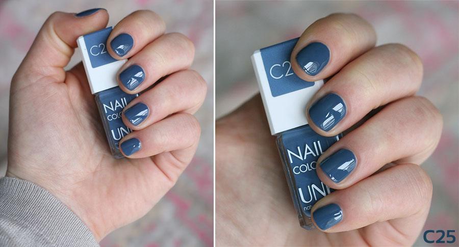 Vernis Nail Colour C25 - UNE