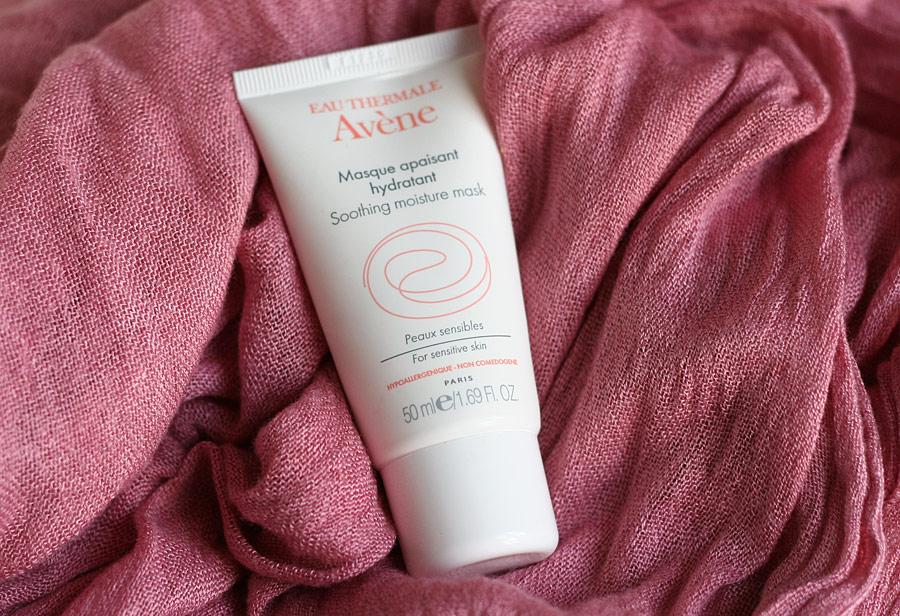 Masque Apaisant Hydratant - Avène