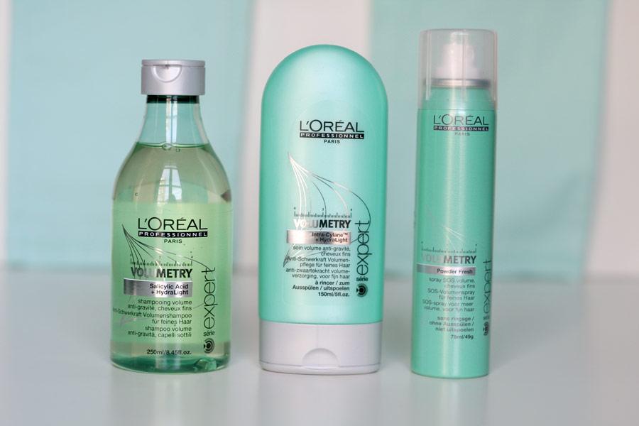 Volumetry - L'Oréal Professionnel