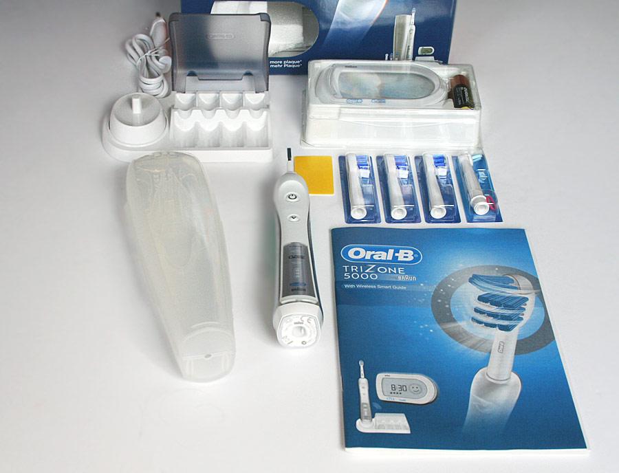 Brosse à dents électrique Tri Zone 5000 - Oral-B