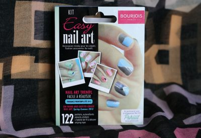 Kit Easy Nail Art – Bourjois