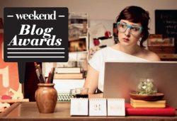 Weekend Blog Awards 2013 – J'ai besoin de vous !