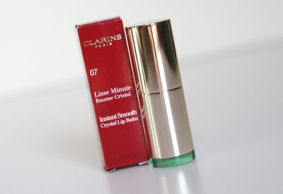 Lisse Minute Baume Cristal n°07 Crystal gold plum – Clarins