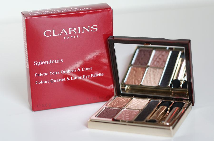 Palette Yeux Splendours - Clarins