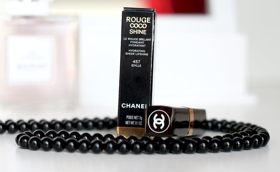 Rouge Coco Shine n°457 Idylle - Chanel