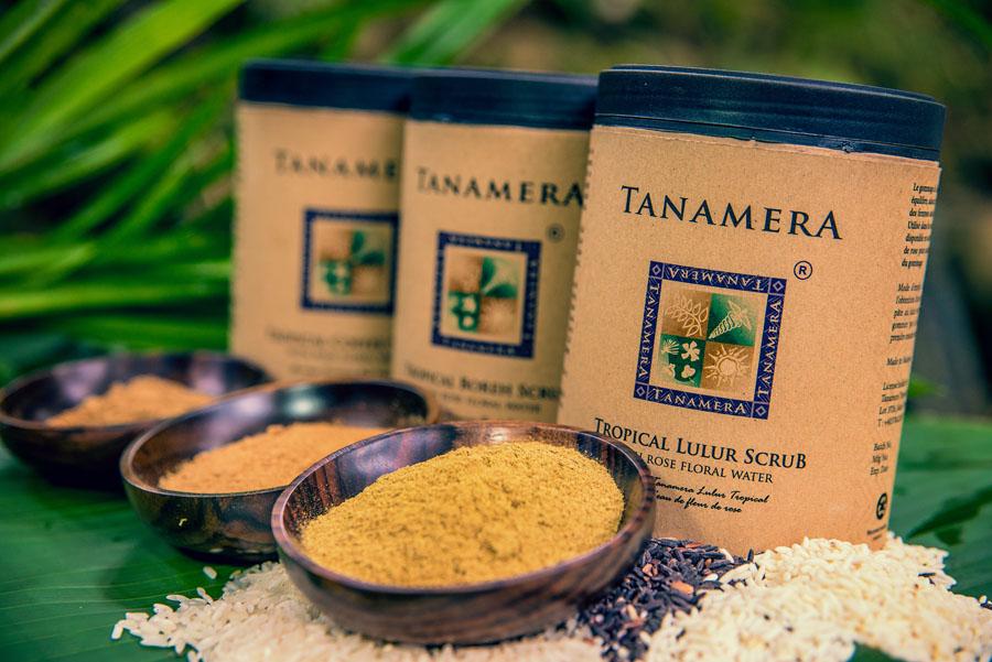Tropical Lulur Scrub - Tanamera