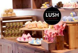 Collection Noël 2013 – Lush