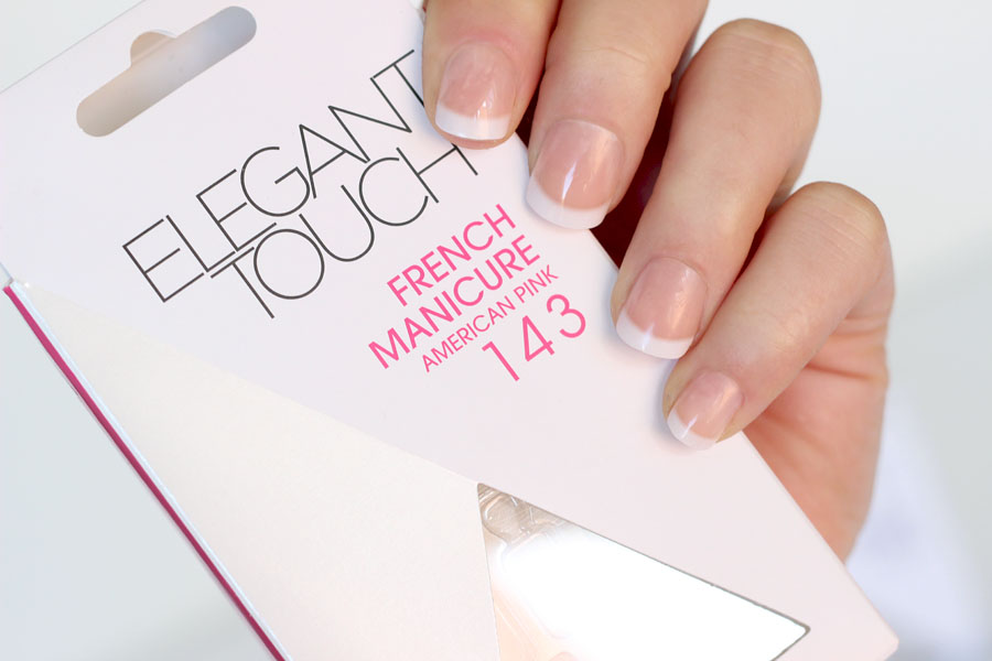 French Manicure n°143 American Pink - Elegant Touch