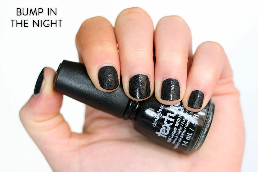 Monsters Ball - China Glaze / Bump in the night