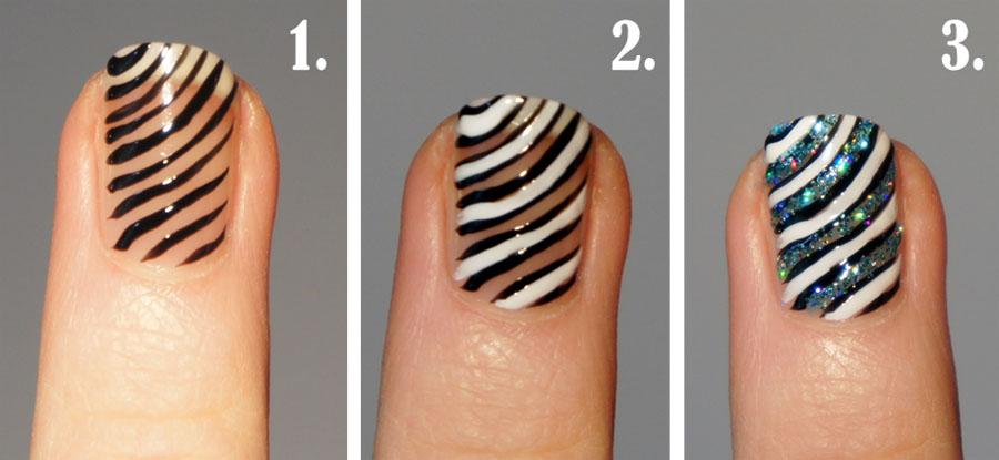 Nail Art Liner - 2B