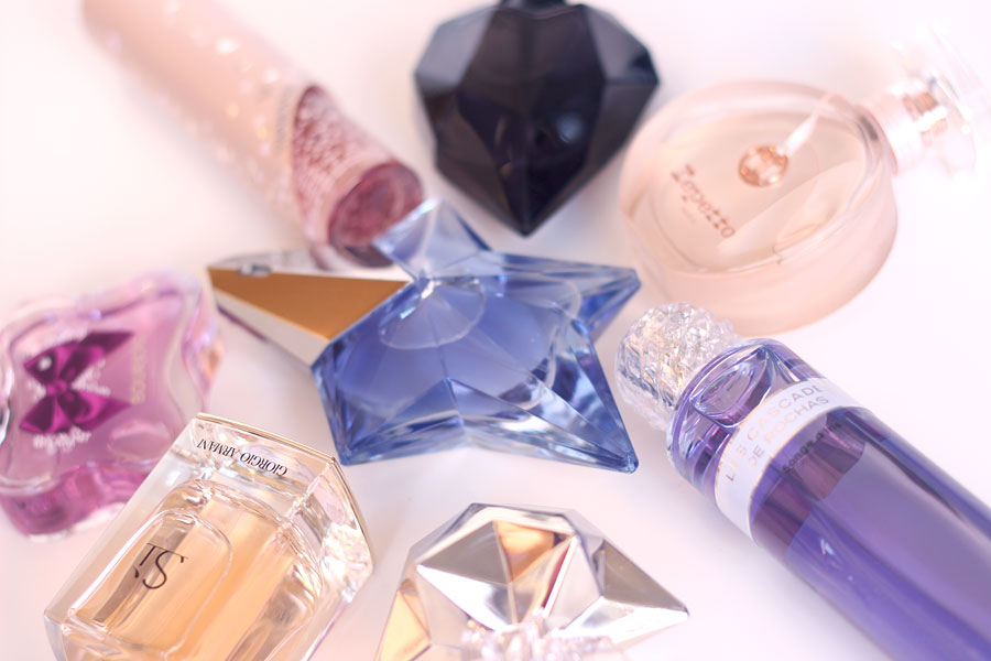 Les parfums d'automne 2013