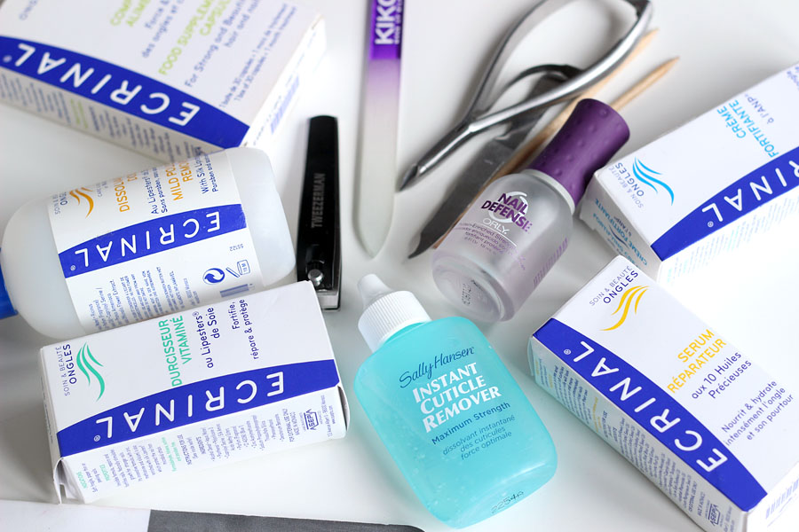 Routine soin des mains & ongles