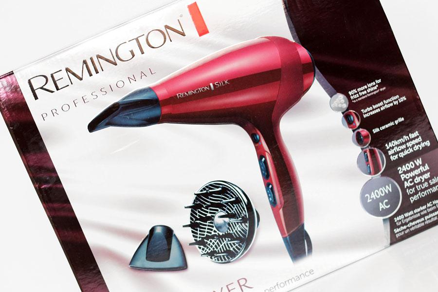 Sèche-cheveux Silk Dryer - Remington