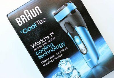 Rasoir électrique CoolTec – Braun